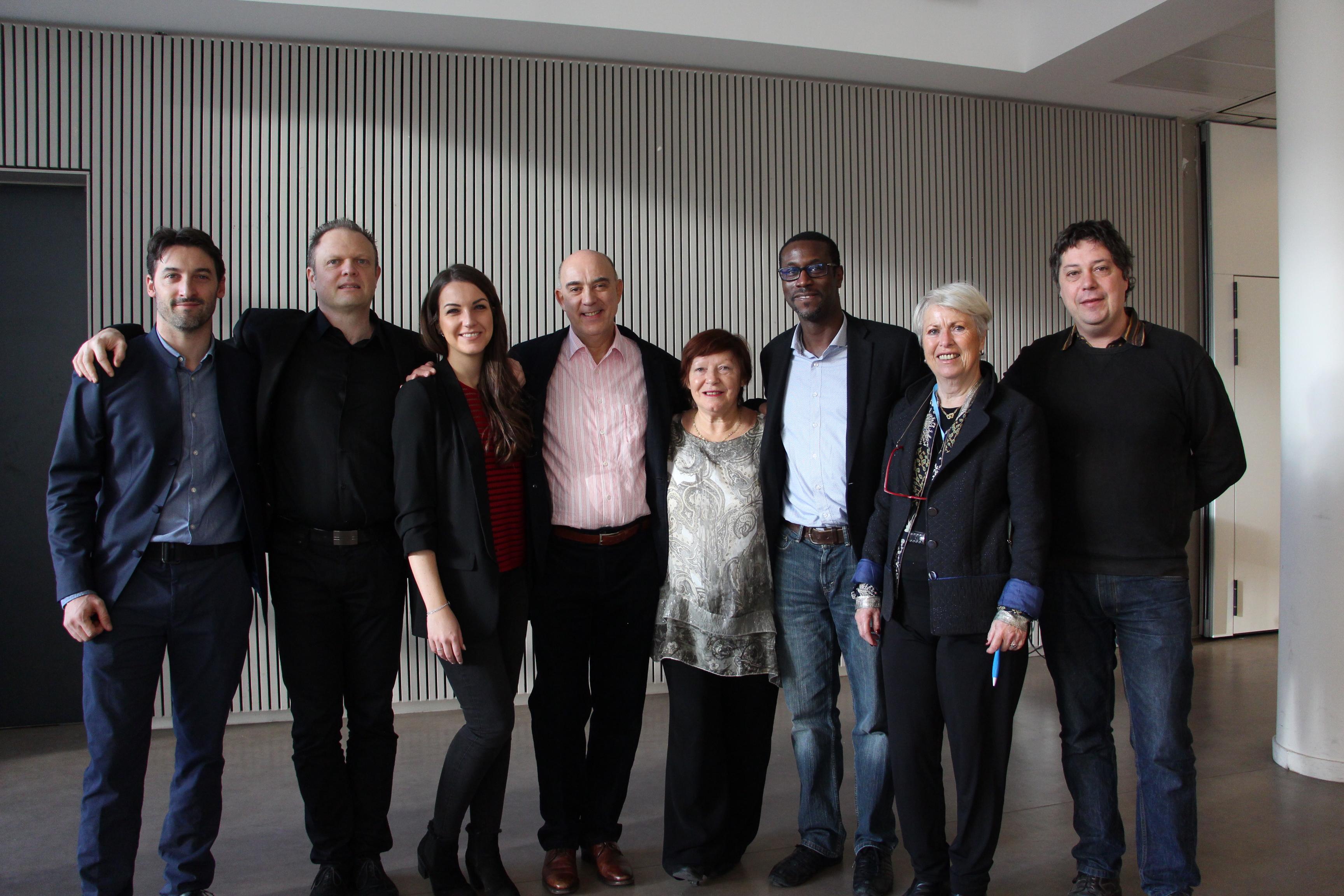 Conférence EMDR France